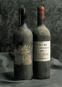 A little bit of age on this #BordeauxWine.