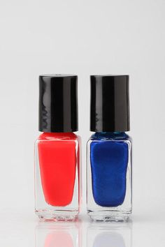 The New Black Subculture Contemporary Neons Nail Set #urbanoutfitters