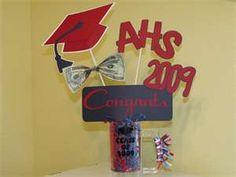 Graduation Party Centerpieces