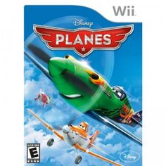 Disney Planes for the Wii, Wii U, Nintendo DS or 3DS