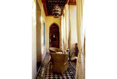 Les Deux Tours in Marrakech -- total homey inspiration.