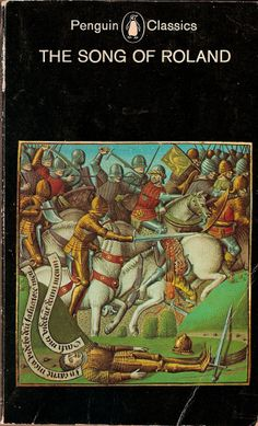 The oldest known work of French literature, this epic poem is one of the best examples of the heroic genre of chanson de geste, detailing the military deeds of Charlemagne and the titular Roland.   Paperback. Good condition. Crease on front cover, some wear on edges and spine, three internal ma...