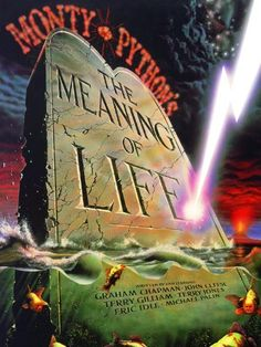 Monty Python's The Meaning of Life  My FAVORITE Monty Python movie!!!