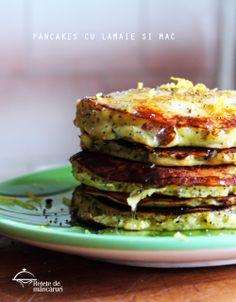 Retete de mancaruri: Pancakes cu lămâie și mac http://retete-de-mancaruri.blogspot.ro/2014/05/pancakes-cu-lamaie-si-mac.html