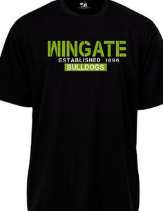 Black Dry Fit- $19.95. Order now & ship today! Call 704-233-8025.