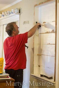 marti muse, sheetrock tutori, wall repair, repairing walls