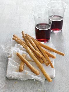 Pecorino and Parmesan Cheese Straws
