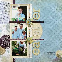A Project by Kelly Goree from our Scrapbooking Gallery originally submitted 04/06/09 at 07:30 AM