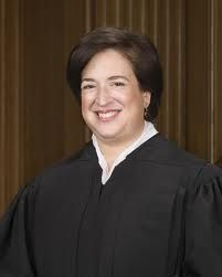 Elena Kagan, Associate Justice of the Supreme Court of the United States.