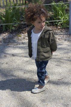 few pics of these adorable floral pants #KidsFashion #FloralPants