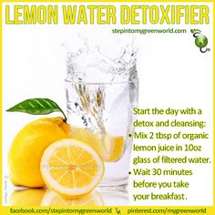 Is Drinking Lemon Water Good For Your Kidneys