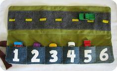 matchbox car wallet by phoebe