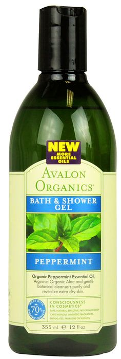 Avalon Organics Shower Gel, Only $0.99 at Whole Foods!