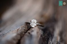 love the simple oval engagement ring
