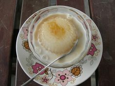 Thagu-Pyin (palm sugar sago) is a light and delicious dessert to end a good Burmese meal.