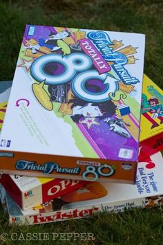 80's theme games