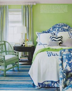 Meg Braff Bedroom