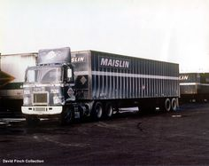 maislin ford, ford cl, maislin brother, ford astro, brother truck