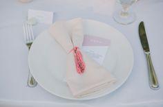 tassel napkin ring
