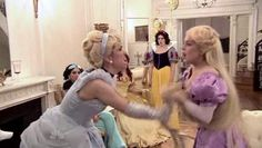 Real Housewives of Disney by Becky. SNL S37E16