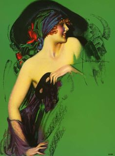 armstrong 18891960, mask, pinup girl, beauti, rolf armstrong, vintage artwork, art deco, masquerades, illustr