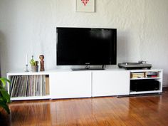 TV/Record stand