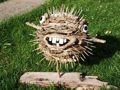 sculptures, driftwood sculptur, sculptur art, driftwood art, driftwood idea