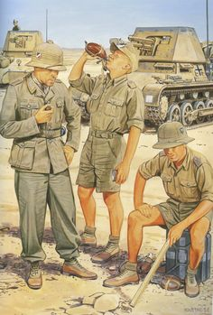 """""""Afrikakorps 1941-1943"""""""