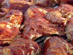 Bobby Flay's Ranch Hand BBQ Chicken Recipe
