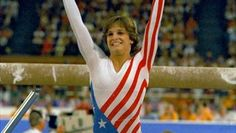 Mary Lou Retton for the win.