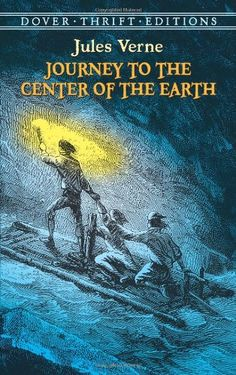 Journey to the Center of the Earth by Jules Verne #Books #Kids #Adventure