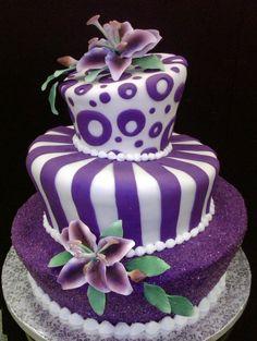 Wedding Cake Art - Anna's Cake Art