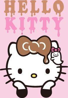 Hello Kitty #Halloween style