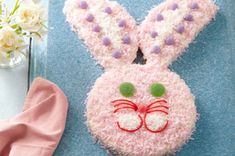 This features various easter desserts including more bunny cakes! #KraftRecipes holiday, hiphop bunni, cakes, bunni cake, hip hop, easter treat, easter bunny, kraft foods, cake recipes