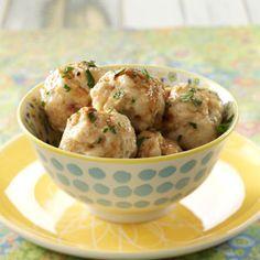 Grandma's Potato Dumplings Recipe from Taste of Home -- shared by Wendy Stenman #Oktoberfest