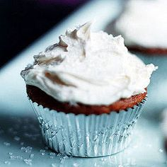 18-Carrot Cupcakes