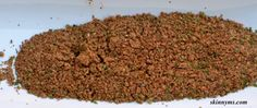 Don't buy pre-made taco seasoning! There is a lot of sodium and artificial flavors in those packets. Make a healthier taco seasoning at home! Skinny Ms. Taco Seasoning. #taco #burrito #seasoning