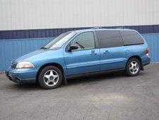 2003 ford windstar blue 200 interior and exterior images. Black Bedroom Furniture Sets. Home Design Ideas