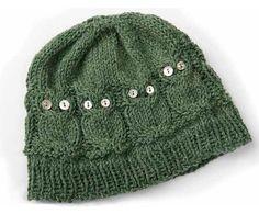 Knit-Owl Hat