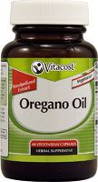 Vitacost Oregano Oil - Standardized Extract