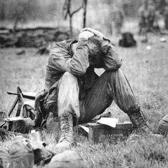 Vietnam Army sorrow