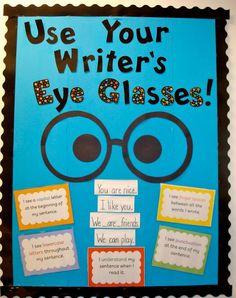 writing bulletin board ideas | ... Decorating Ideas ⋅ Writing Bulletin Boards & Classroom Ideas