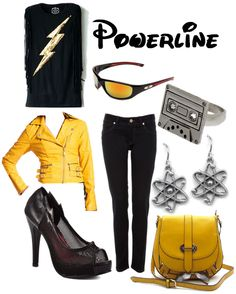 Powerline, from A Goofy Movie. SO.MUCH.WIN