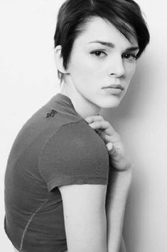 Short pixie haircuts for straight hair-Traci!!!