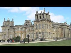 Blenheim Palace - Great Attractions (United Kingdom)