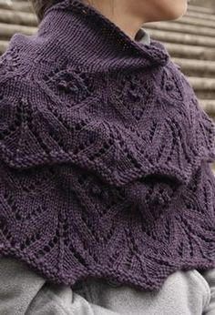 Tulipetta Shawl by Quenna Lee