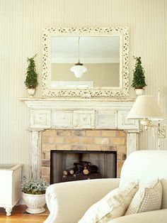 I love this mantle