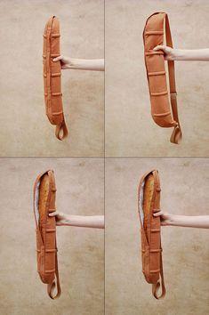 """""""Baguette Bag"""" by Cyan"""