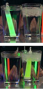 science of glowsticks