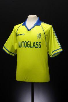 Chelsea Football Shirt (3rd kit, 1998-2000)